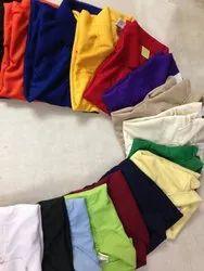 Polo Plain T-Shirts, Size: XL