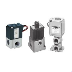 SMC VT317 3 Port Direct Operated Poppet Type Solenoid Valve