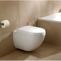 Flauto Small Wall Hung Toilet