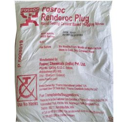 Fosroc Renderoc Plug Waterproofing Chemicals