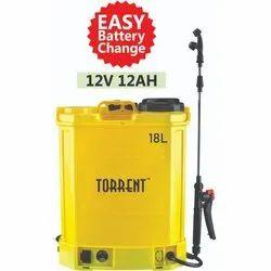 12AH Knapsack Battery Sprayer