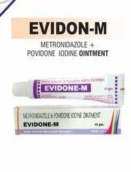 Metronidazole & Povidone Iodine Ointment