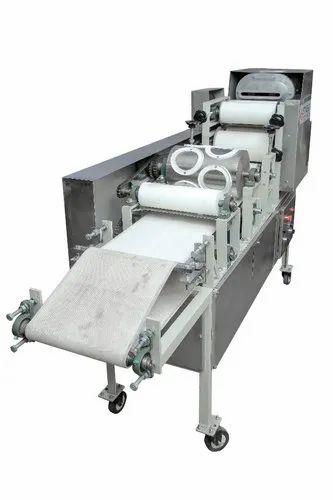 Fully Automatic Samosa Patti Making Machine