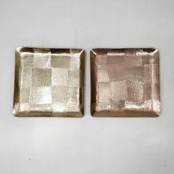 Aluminium Square Tray