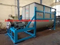 Mild Steel Industrial Mixer, Automation Grade: Automatic, Capacity: 1000-10000L