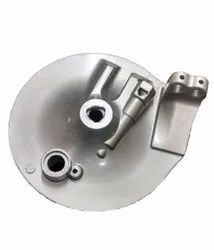 Front Drum Plate