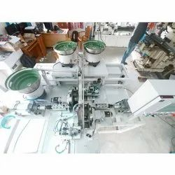 Automatic Three Phase Pressing Automation Machine