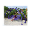 Art Designer Playground Swing