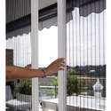 Pleated Mosquito Screen
