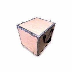Export Rectangular Packaging Nailless Box
