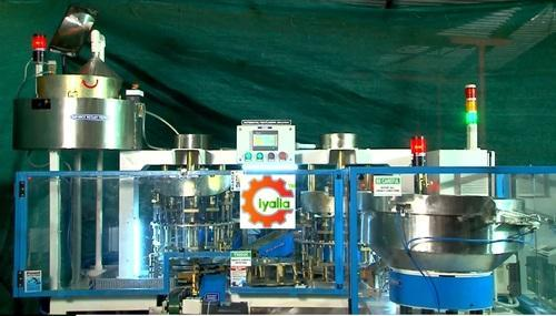 Iyalia Industrial Automation SPM Machine for High-Speed Rotary Assembly Machine, 10 Hp