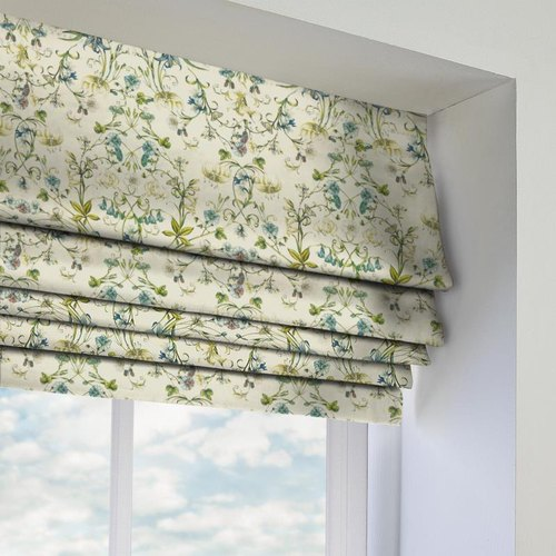 Polyester Roman Window Blinds