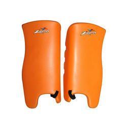 Zigma Orange Hockey Leg Guard