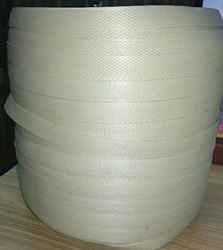 Dull White Manual Strapping Roll