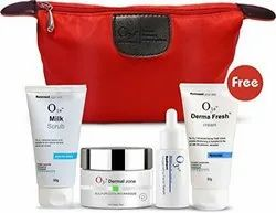 O3  Glow Bag - A Complete Kit to Rejuvenate, Protect And Nourish Your Skin