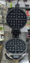 Rotating Waffle Machine