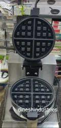 Roatating Waffle Machine
