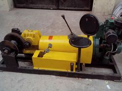 Diesel Pulling Winch Diesel Winch Latest Price