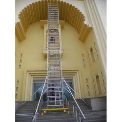 Aluminum Scaffolding Tower Ladder