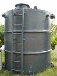 Chemical Acid Storage Tanks
