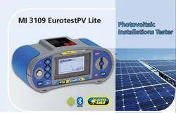 Metrel MI 3109 Photo Voltaic Tester (PV Analyzer)