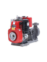 Greaves 5520 STD CNL 2 Diesel Pump Set