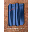 Color Coated Elbano Blue Grey Roofing Tile