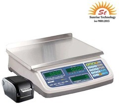 Sunrise 30 Kg Dairy Weighing Scale