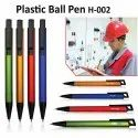 Plastic Ball Pen H-002