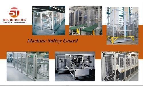 shiv technology machine saftey guard rs 100000 unit shiv
