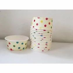 300 ml Printed Paper Food Bowl