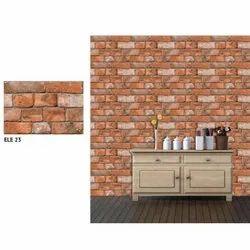 Brick Printed Ceramic Wall Tile