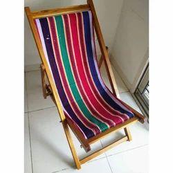 Teak Wood Easy Chair Aaram Kursi इज करस इज
