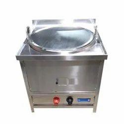 Gas Kadai Deep Fryer