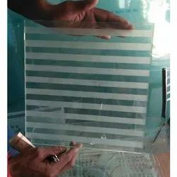 Lining Decorative Glass, Thickness: 10-30mm, Size: 20x15 Inch