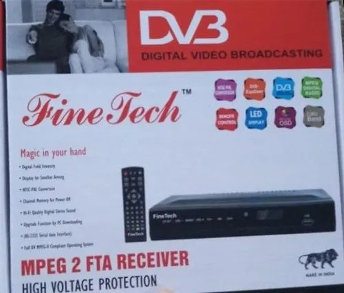 Free To Air Mpeg4 Set Top Box