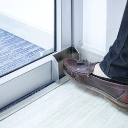 Stainless Steel Foot Plate for Sliding Doors