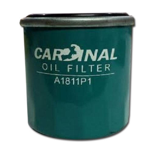 Cardinal Aluminium MPFI Car Oil Filter, Model: A1811P1