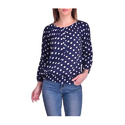 Ladies Polka Dots Top