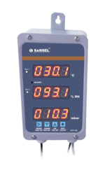 Humidity Temperature & Pressure Indicator