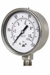 SS Pressure Gauge