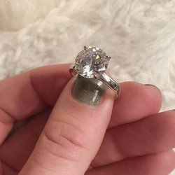 Moissanite Ring at Best Price in India