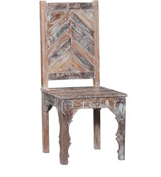 Reclaimed Wood Dining Chair