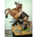Decorative Horse Statue