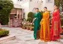 Triveni Saree Hawayein Beautiful Look Stylish Sarees