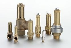 Gases Safety Valves