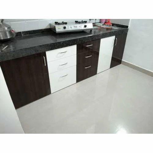 Small Modular Kitchen At Rs 60000 7 Feet Modern Kitchen Id 19967473488