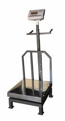 Trolley Weighing Machine
