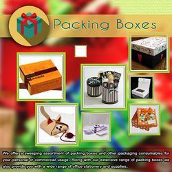 Packing Box Printing Service