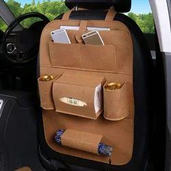 Multi-Pocket Bag Car Seat Back Storage Organizer Interior Multi-Use Hold Bag